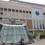 札幌駅到着!