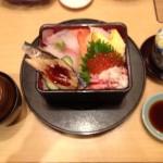 北海チラシ寿司