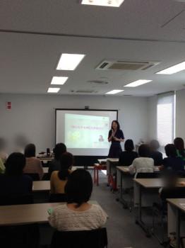 香川県観音寺市で伸びる子セミナーを開催