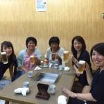 松阪牛で乾杯!!