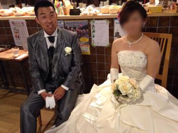 婚活パーティーでめでたくマッチング出来た方達が、成婚されました
