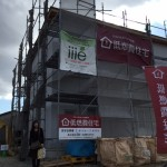 愛知県常滑市の構造見学会